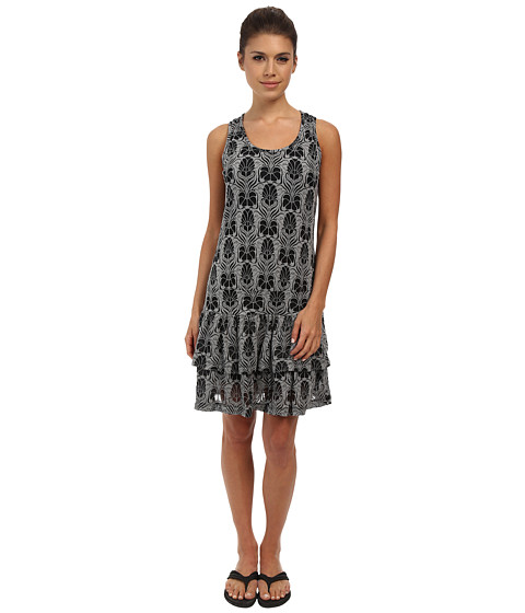 Merrell - Flora Deco Tank Dress (Black Heather) Women's Dress