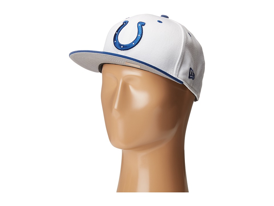 New Era - NFL Two-Tone Team Indianapolis Colts (White) Baseball Caps
