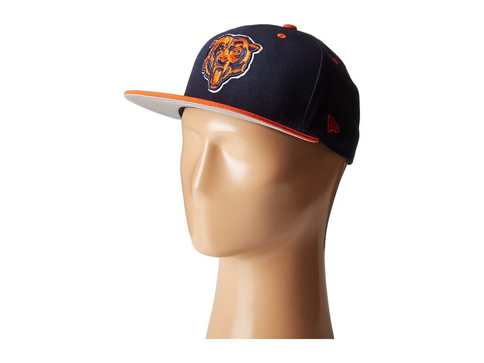 New Era - NFL Two-Tone Team Chicago Bears (Navy) Baseball Caps