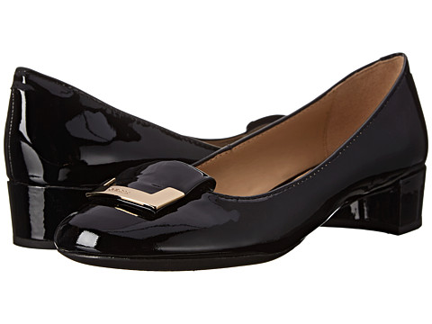 Geox - D Carey 11 (Black) Women's Shoes