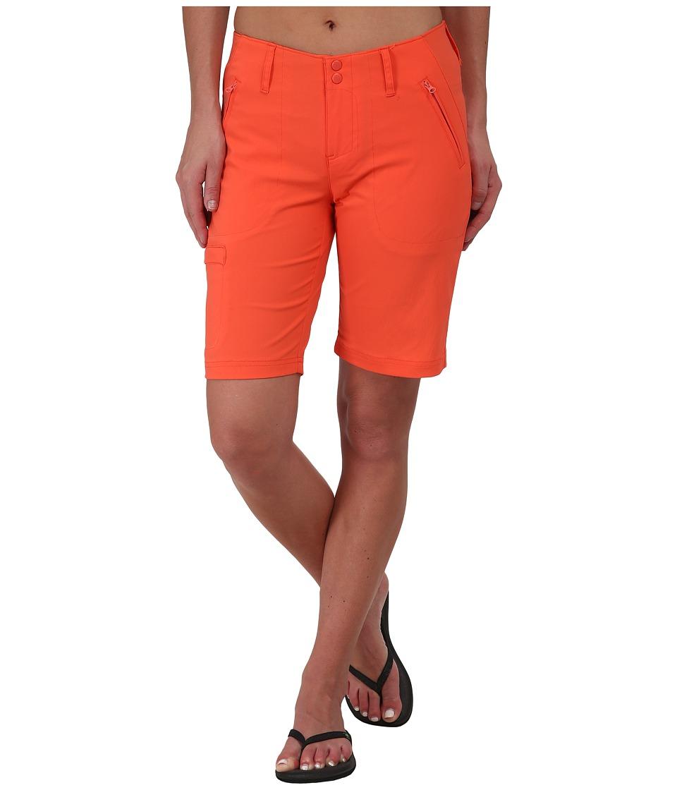 Merrell - Belay Bermuda Short (Nectarine) Women's Shorts