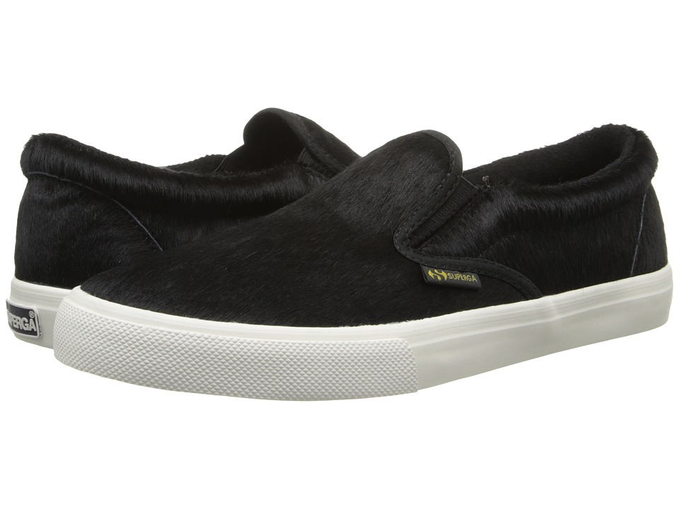 Superga - 2311 Leahorsew (Black) Women