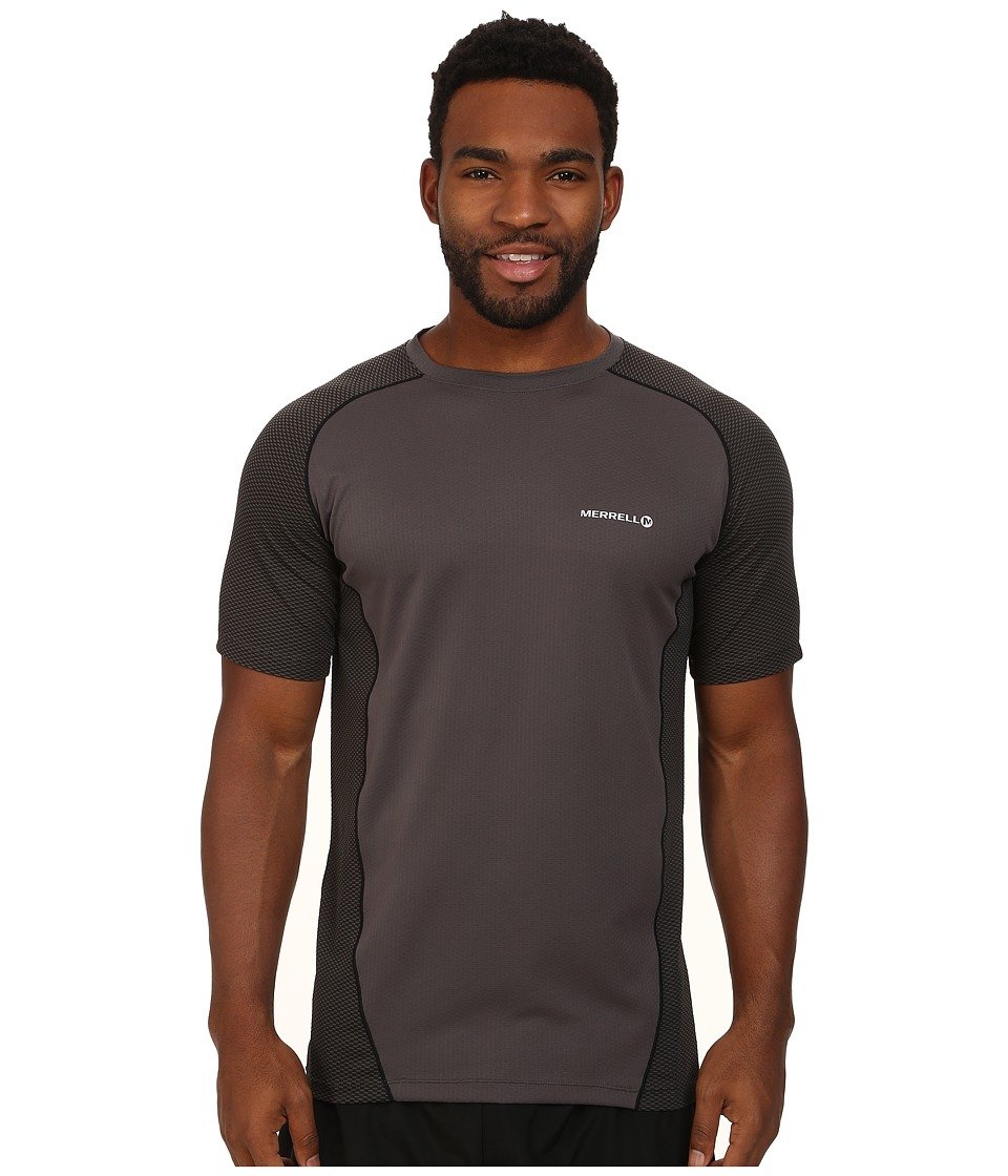 Merrell - Capra Tee (Shadow) Men's T Shirt