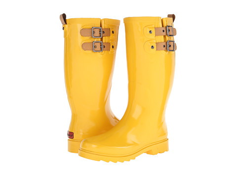 Chooka - Top Solid Rain Boot (Marigold) Women's Rain Boots