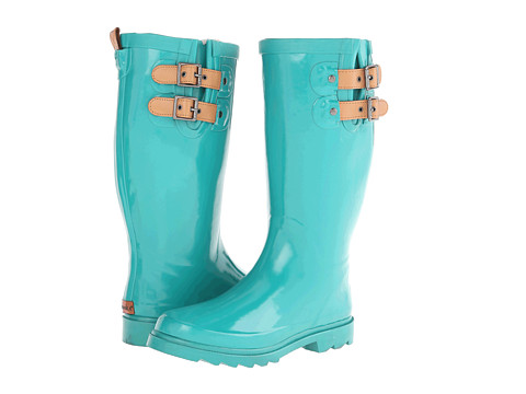 Chooka - Top Solid Rain Boot (Jungle Green) Women's Rain Boots