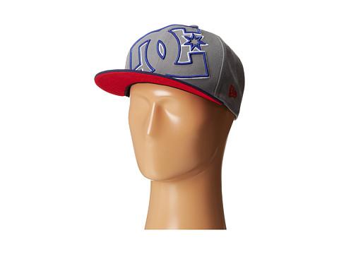 DC - Double Up Hat (Dark Shadow/Indigo) Baseball Caps