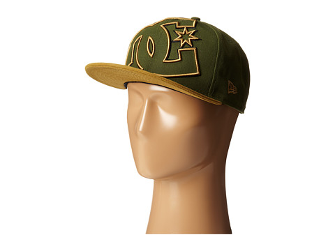 DC - Double Up Hat (Miltary/DC Wheat) Baseball Caps