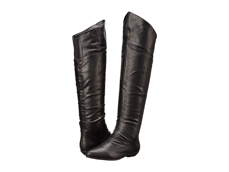 Dirty Laundry - Succeeding (Black) Women's Pull-on Boots