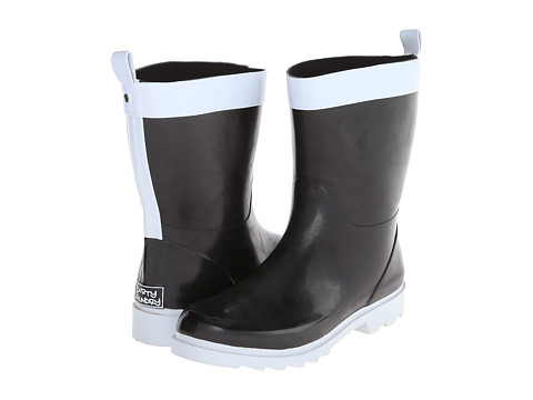 Dirty Laundry - Rodwell Rubber (Black/White) Women