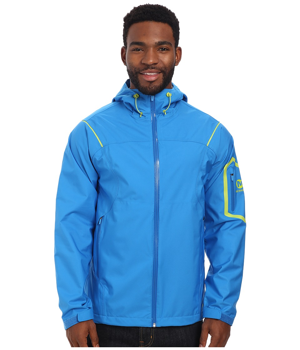 Merrell - Capra Shell (Directoire Blue) Men's Jacket