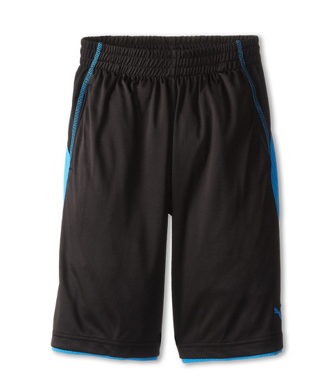 Puma Kids - Performance Short (Big Kids) (Black 2) Boy