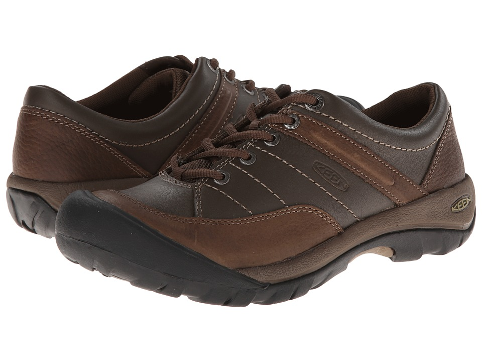 Keen - Presidio Sport (Cascade Brown) Women's Lace up casual Shoes