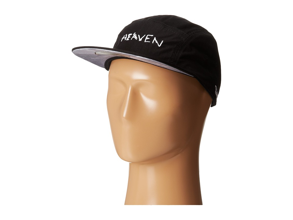 DC - Camp Heaven Hat (Pirate Black) Caps