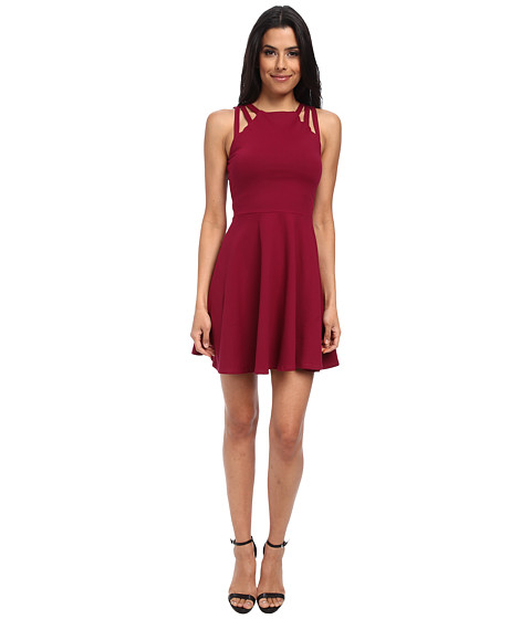 Susana Monaco - Orla Dress (Raspberry) Women