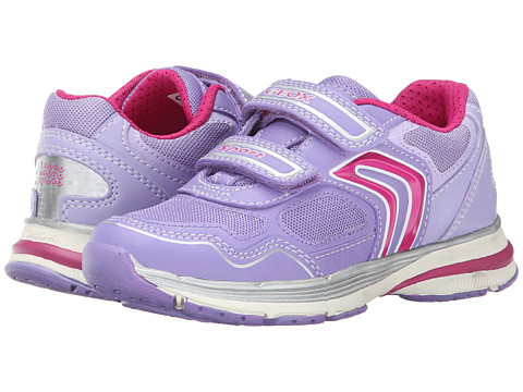 Geox Kids - Jr Topy Fly Girl 1 (Toddler/Little Kid) (Purple/Lilac) Girl