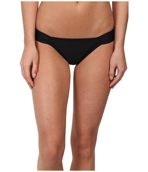 O'Neill - Salt Water Solids Tab Side Bottom (Black) Women's Swimwear