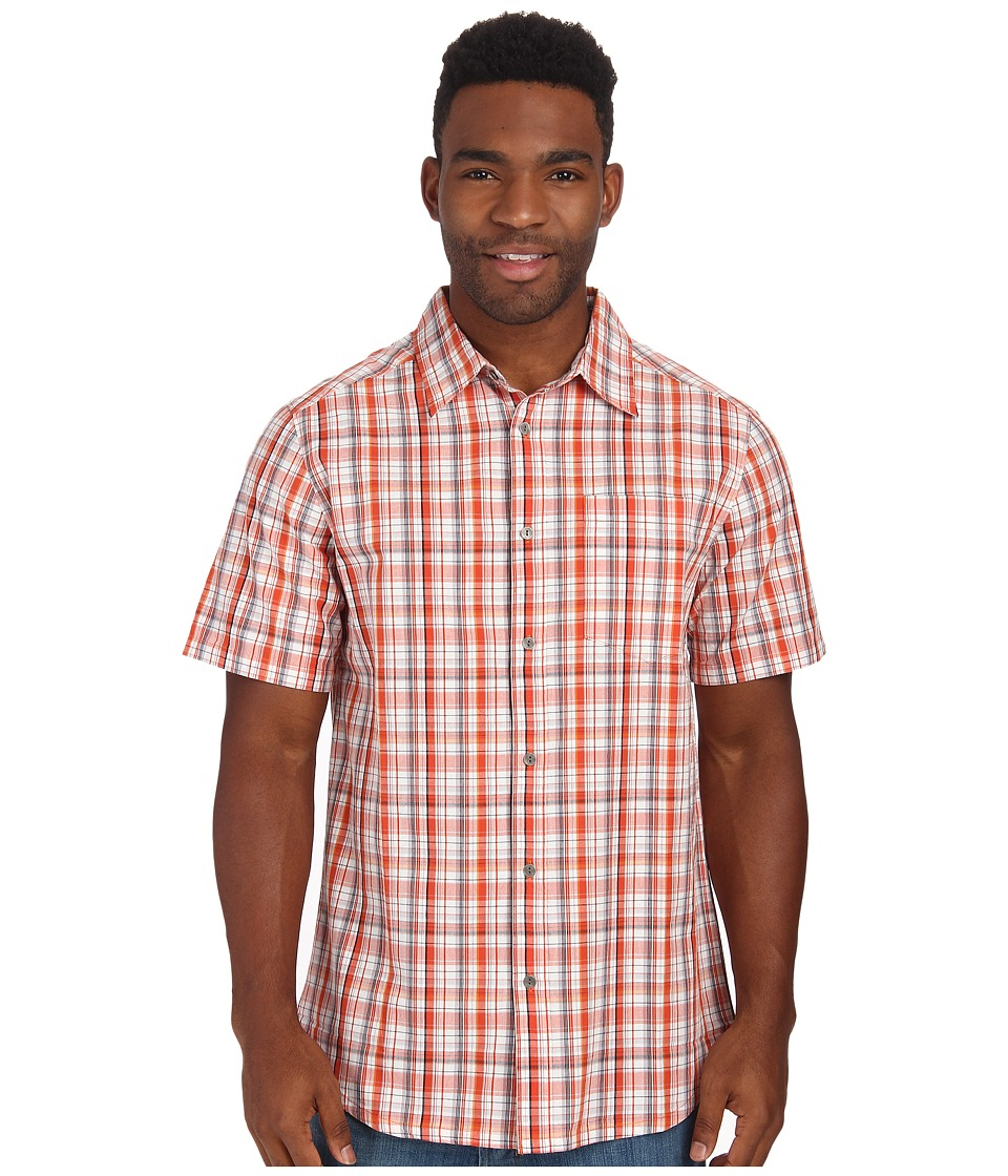 Merrell - Finn Shirt (Rust) Men