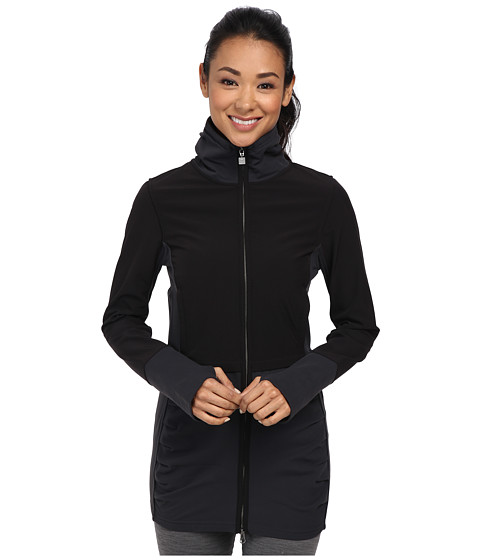 Zobha - Midtown Jacket (Black/Phantom) Women's Sweatshirt