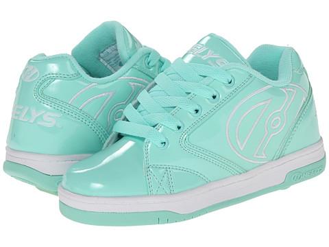 Heelys - Propel Pastel (Little Kid/Big Kid/Adult) (Pastel Green/White) Girl