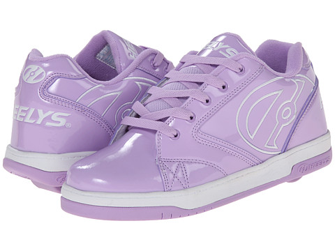 Heelys - Propel Pastel (Little Kid/Big Kid/Adult) (Pastel Lilac/White) Girl
