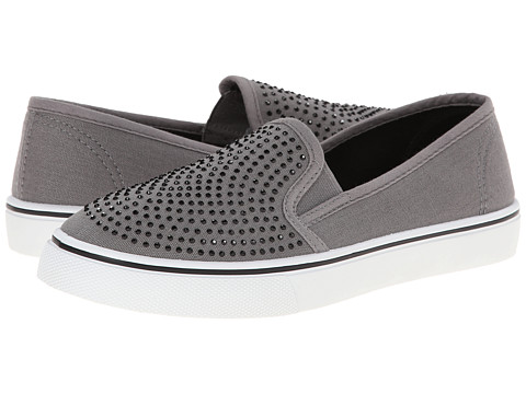 Madden Girl - Andy-R (Grey Fabric) Women's Shoes