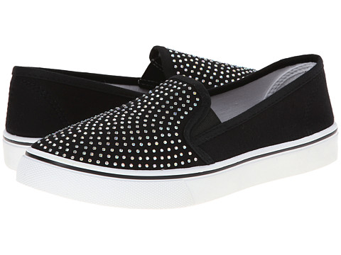 Madden Girl - Andy-R (Black Fabric) Women's Shoes