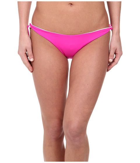 O'Neill - Beach Street Revo Thick Tie Bikini Bottom (Pink) Women's Swimwear