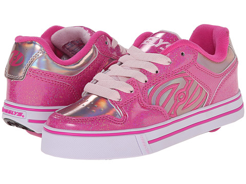 Heelys - Motion Plus (Little Kid/Big Kid/Adult) (Fuchsia/Pink) Girl