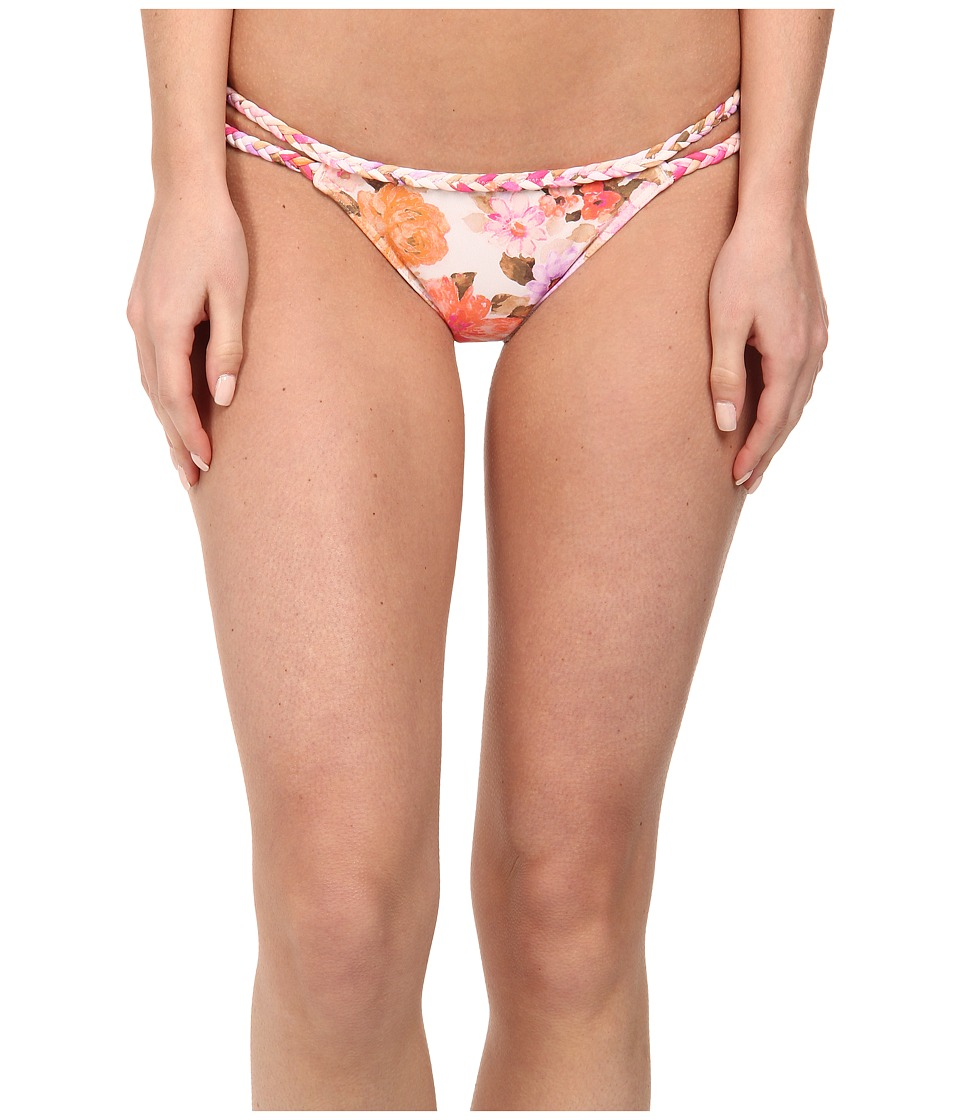 O'Neill - Lala Braided Pant Bottom (Cream) Women's Swimwear