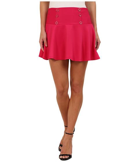 Gabriella Rocha - Halter Skirt (Pink) Women's Skirt