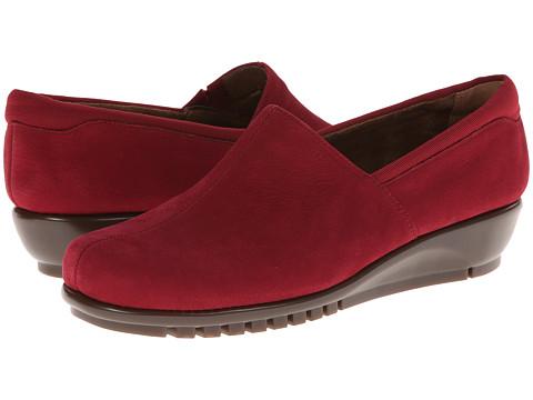 Aerosoles - Backbend (Dark Red Nubuck) Women's Shoes
