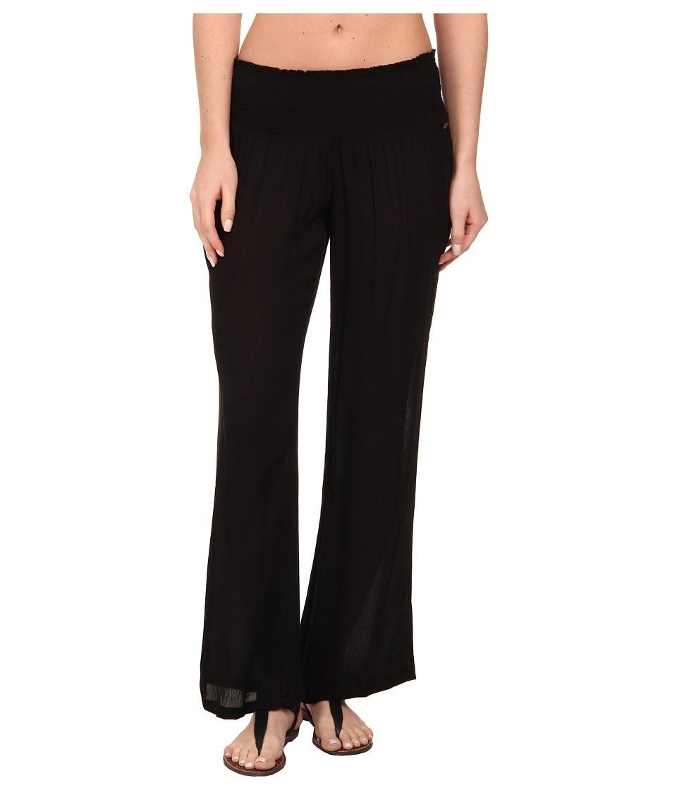 O'Neill - Bailey Beach Pant Cover-Up (Black) Women's Swimwear