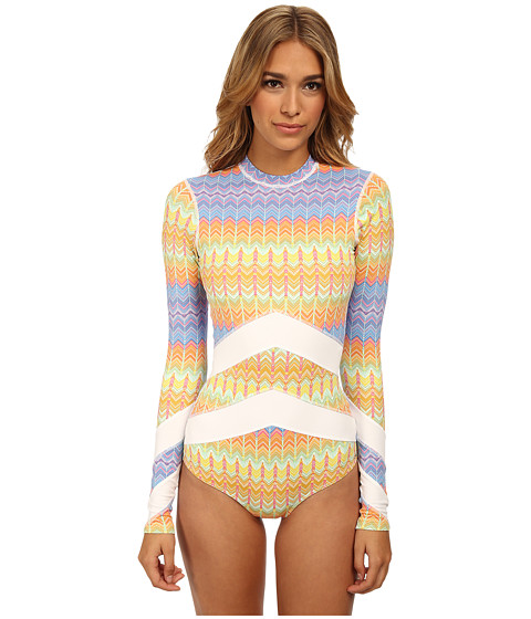 O'Neill - Voda One-Piece Surf Suit (Multi) Women's Swimsuits One Piece