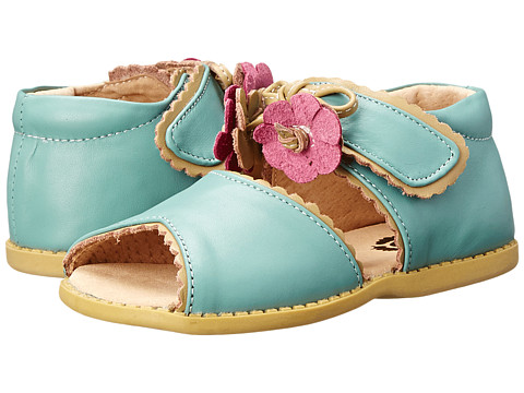 Livie & Luca - Merry Bell (Toddler/Little Kid) (Light Blue) Girls Shoes