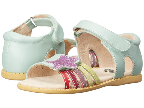 Livie & Luca - Nova (Toddler/Little Kid) (Light Blue) Girls Shoes