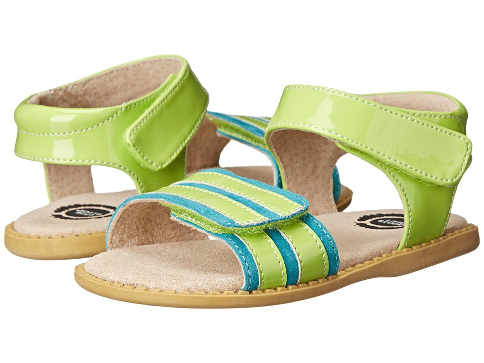 Livie & Luca - Taffy (Toddler) (Green Apple) Girls Shoes
