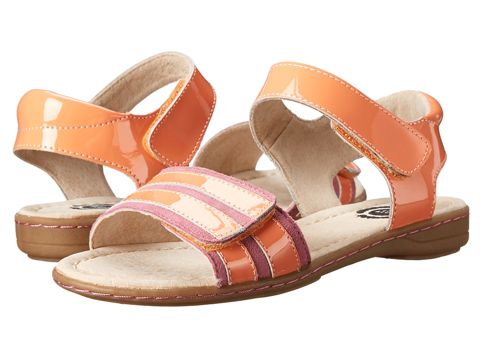 Livie & Luca - Taffy (Toddler/Little Kid) (Peach) Girls Shoes