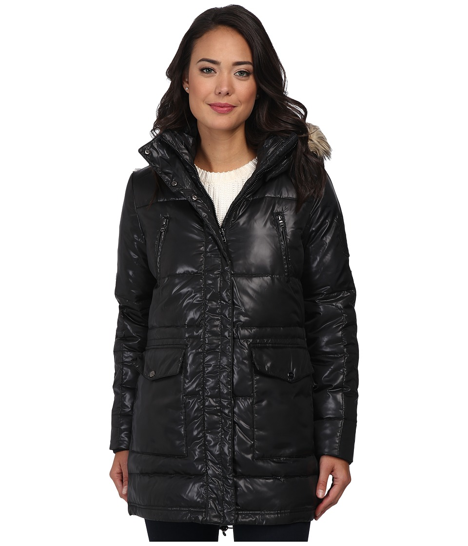 LAUREN Ralph Lauren - Cire Anorak Down (Black) Women