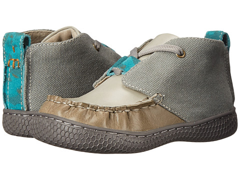 Livie & Luca - Rover (Toddler/Little Kid) (Gray) Boy's Shoes