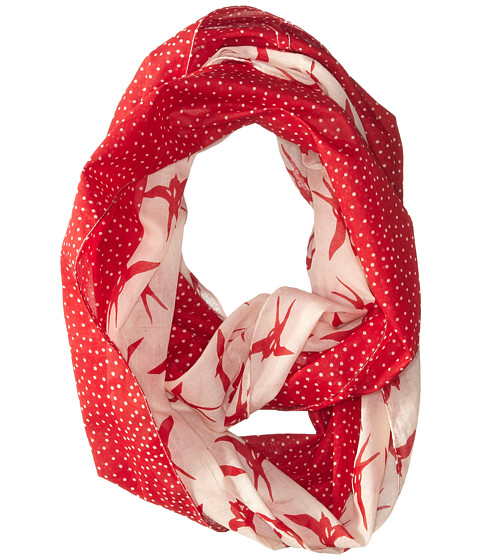 Pistil - Avery Scarf (Red) Scarves