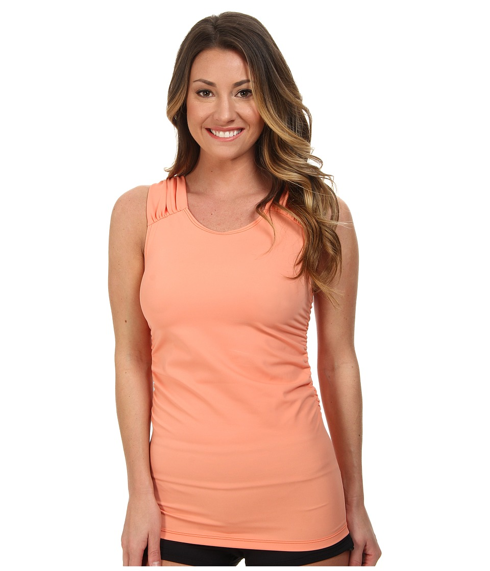 De Soto - Carrera Sprinter Top (Orange Dream) Women's Clothing