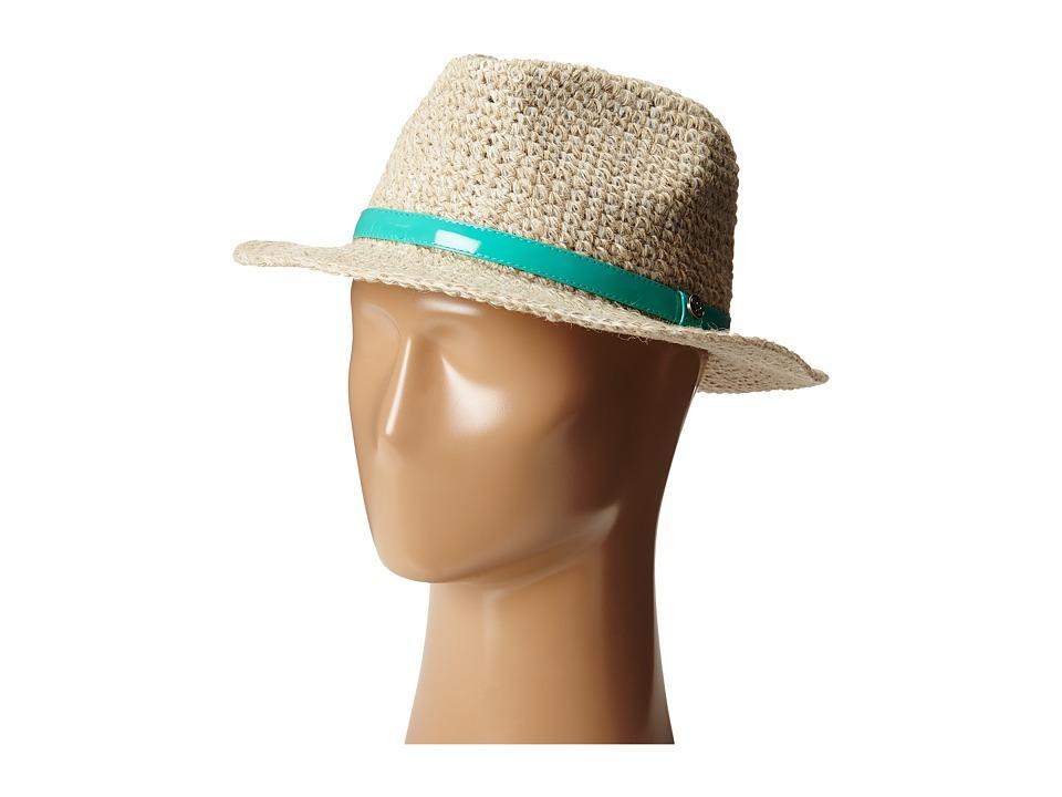 Pistil - Cassidy Fedora (Natural) Fedora Hats