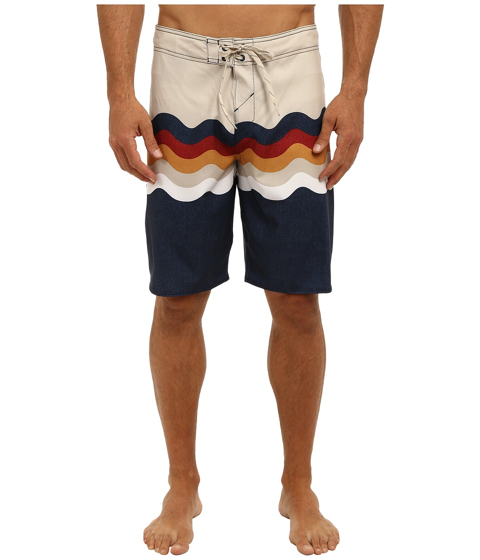 O'Neill - Jordy Freak Boardshort (Stone) Men's Swimwear
