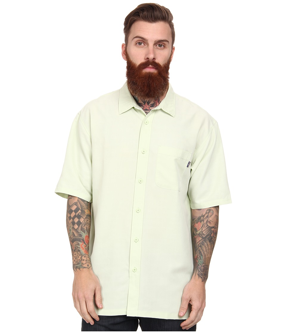 Jack O'Neill - Ixtapa Woven Shirt (Sage) Men's Short Sleeve Button Up