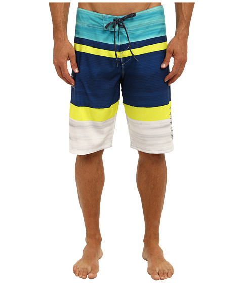 O'Neill - Heist Superfreak Series Boardshort (Navy) Men's Swimwear