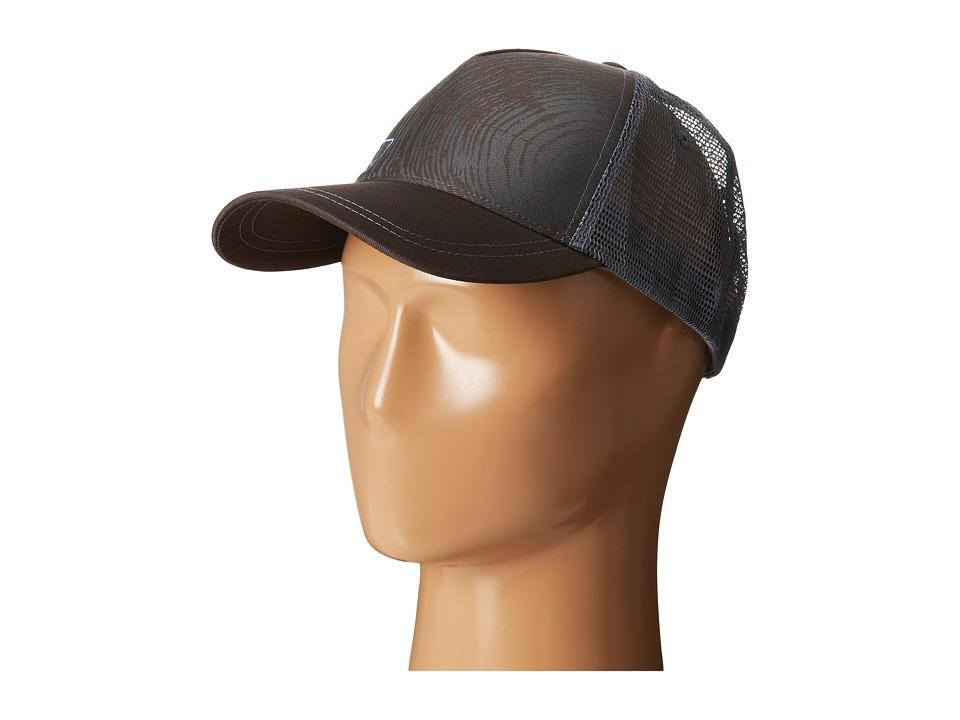 Pistil - Slater Cap (Gray) Caps