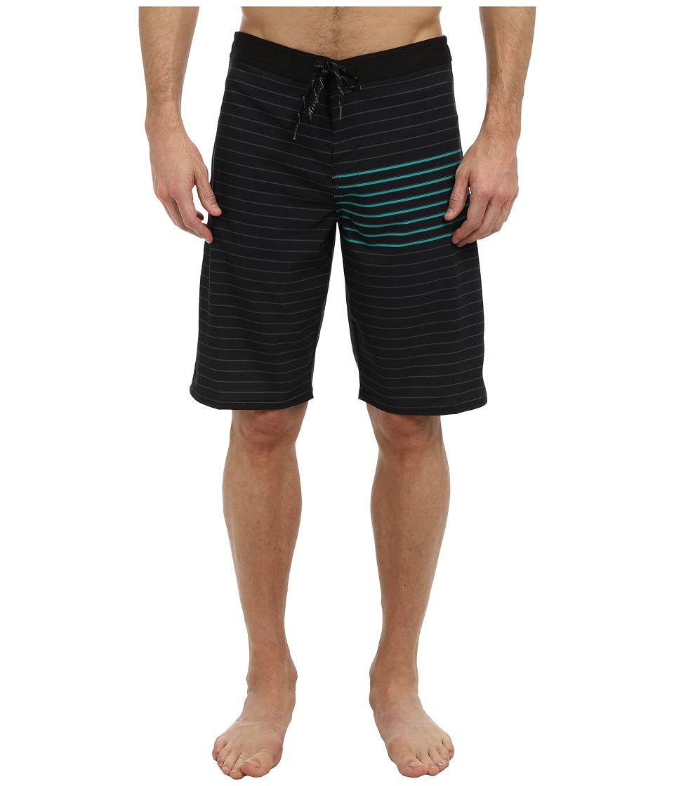 O'Neill - Baktoodafewchur Superfreak Series Boardshort (Black) Men's Swimwear