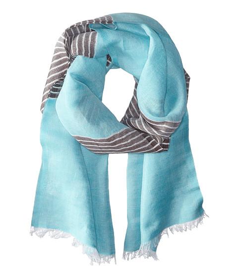 Pistil - Pasha Scarf (Aqua) Scarves