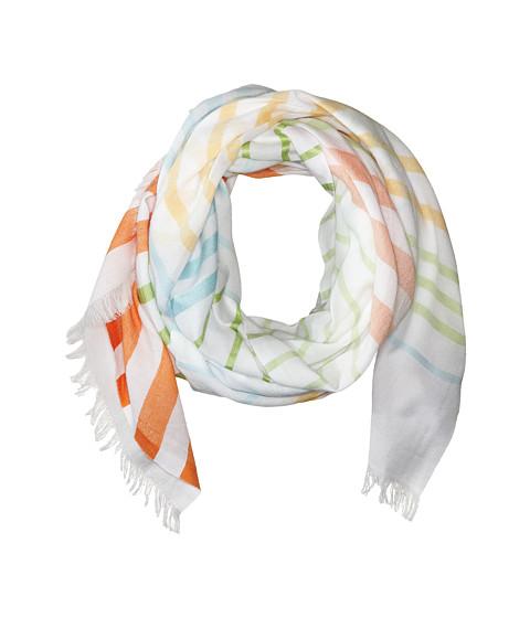 Pistil - Gidget Scarf (White) Scarves
