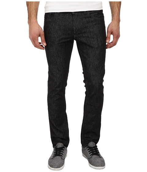 O'Neill - The Slim Rinse Wash (Black) Men's Jeans